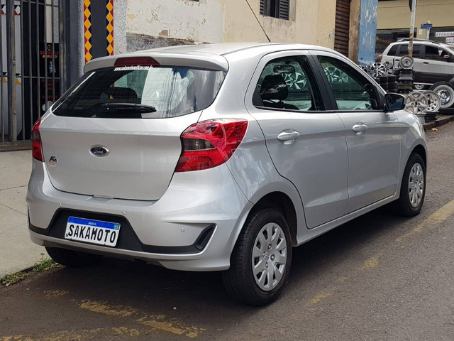 FORD KA 2019/2020 1.0 TI-VCT FLEX SE MANUAL - Foto 2