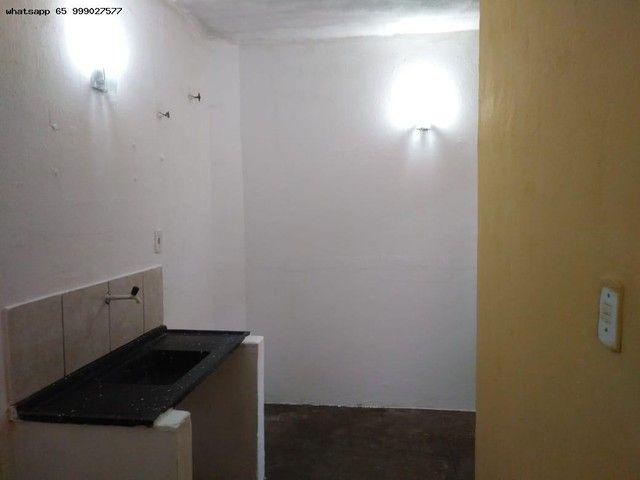 Apartamento para Venda em Cuiabá, Residencial São Carlos, 2 dormitórios, 1 banheiro, 1 vag - Foto 3