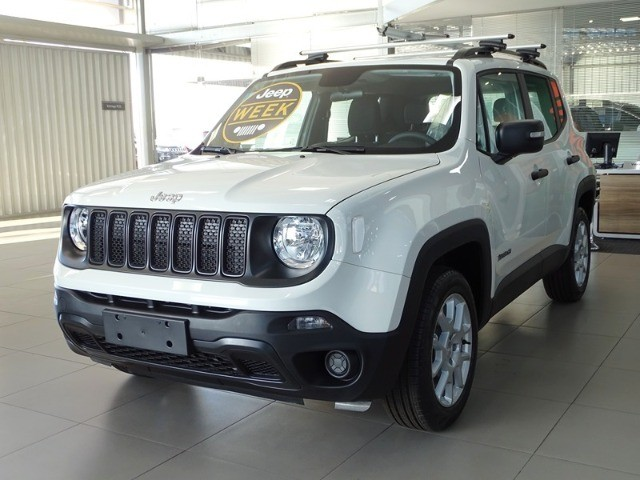 Jeep Renegade Sport 1.8 Automático Flex 0Km - Foto 2