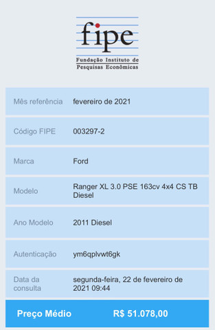 FORD RANGER XL 4x4 DIESEL - Foto 9