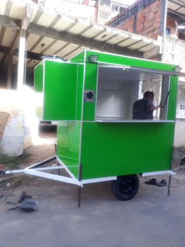 Treiler e food truck  - Foto 4