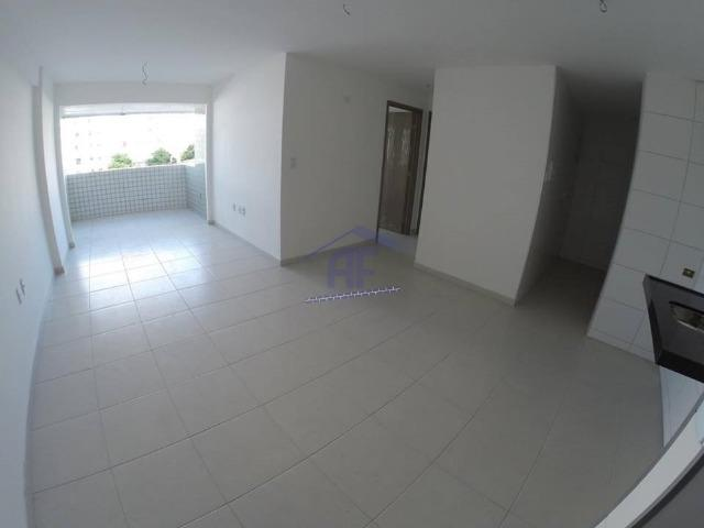 Apartamento com 2 quartos (1 suíte) - Edifício Antônio Oliveira Jr (A vista)