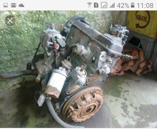 Vendo motor AP 1.8