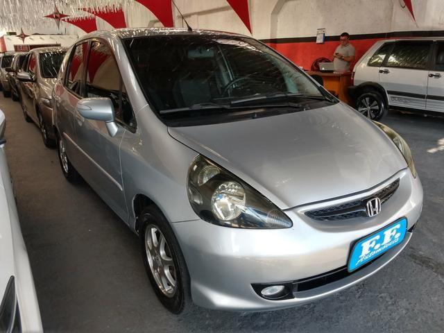 Honda Fit Ex 1.5 2008 Com Multimídia - Foto 2
