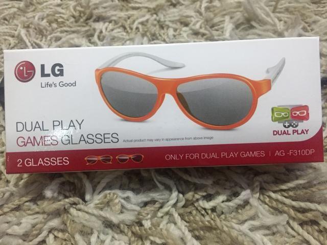04b49d9f4 Óculos 3D e Dual Play - Áudio, TV, vídeo e fotografia - Res União ...