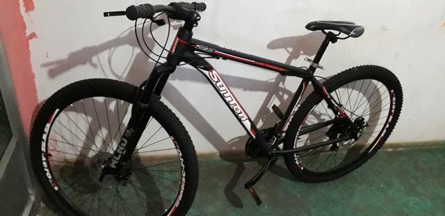 9c833dc35 Vendo bicicleta sutton extreme aro 29 - Ciclismo - Jardim Simões ...