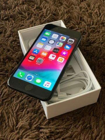 f7cbf6313 Promoção Iphone 7 32gb Preto Fosco Celular Completo Acessorios Originais