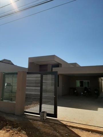 Casas moderna Vic Pires 03 suítes - Foto 3