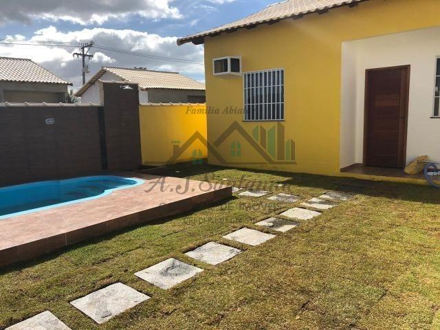Dc - imovel de 2 quartos (1 suíte,) com piscina e área gourmet em Unamar - Cabo Frio - RJ