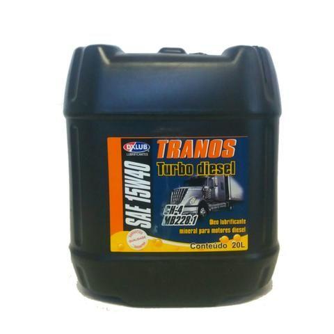 Oleo 15w40 Turbo diesel