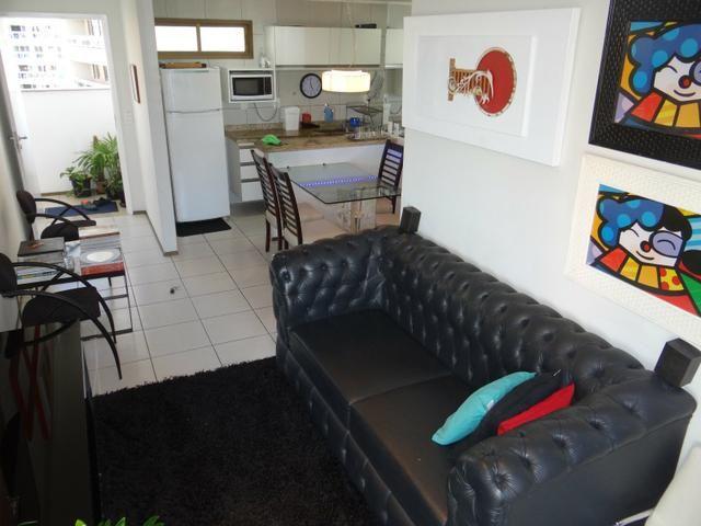 Apartamento disponivel por Temporada na Praia de Iracema Fortaleza Ce. Vista 100% mar - Foto 6