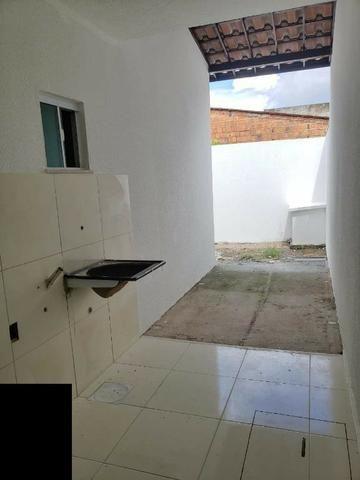 Casas com 2 Quartos sendo 1 Suítes com Acabamento diferenciado, paisagismo - Foto 16