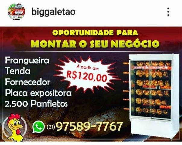 Oportunidade - Aluguel de Frangueira