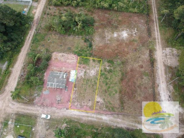 Terreno à venda, 300 m² por R$ 60.000 - Brandalize - Itapoá/SC TE0270 - Foto 6