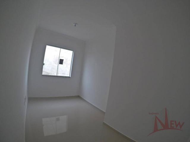 Belíssimo apartamento com 02 quartos no Cruzeiro, São José dos Pinhais - Foto 11