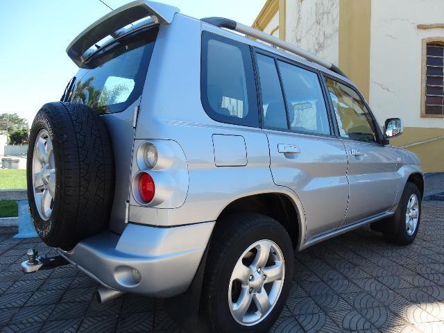 Mitsubishi Pajero TR4 2.0FLEX_AUT._4WD_ExtrANovA_LacradAOriginal_RevisadA_Placa A_ - Foto 2