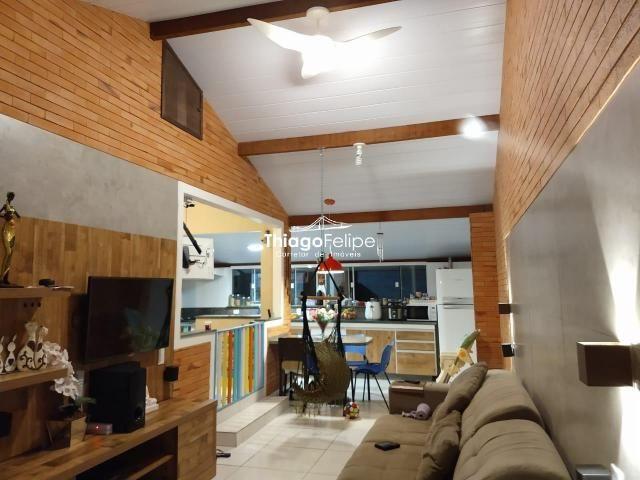Casa com 3 dormitórios sozinha no terreno em são josé-sc - Foto 4
