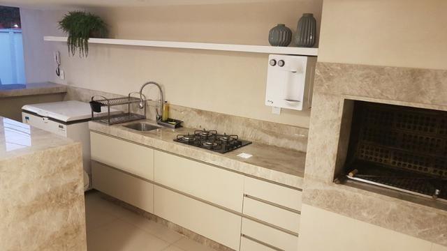 Excelente Apartamento em Capim Macio Palazzo Ponta Negra - Foto 11