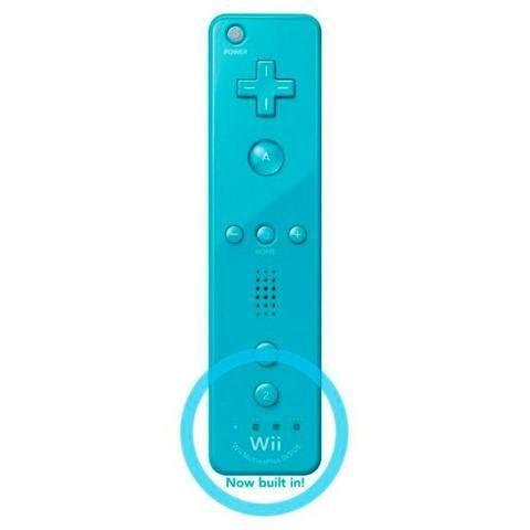 Controle Remote Plus Azul para Nintendo Wii e Wii-U - Foto 2