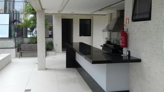 Ed. City Bay - Apto reformado, 302 m², 4 Suítes, 4 Vagas, no Umarizal - Foto 7