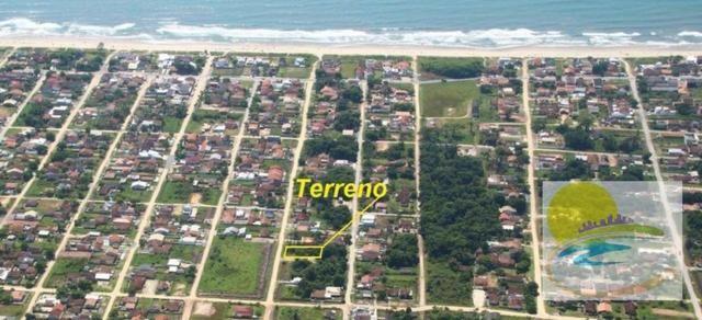 Terreno à venda, 348 m² por R$ 100.000 Praia Das Conchas - Itapoá/SC - Foto 3