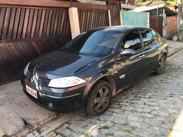 Megane Sedan 07/08 Troco por carro automático - Foto 3
