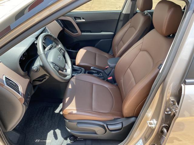 Hyundai Creta Prestige 2.0 apenas 7.500 Km - Foto 6