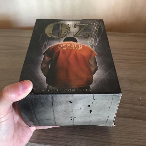 DVD BOX Oz (Presídio) - A Série Completa (21 Dvds) - Foto 3