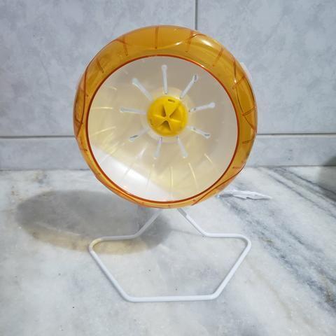 Rodinha para hamster 13 cm - Foto 2
