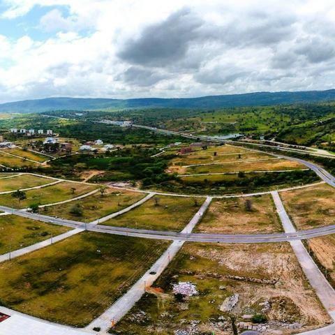 R$ 950 Terreno 12x30 pronto pra construir - Mensal de 950 reais no Indianopolis - Ligue Já - Foto 2