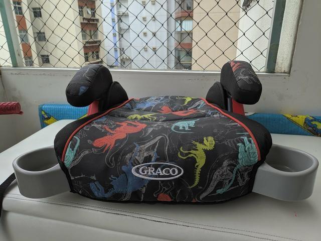 Assento para Carro (Booster) - Graco - Novinho!!! - Foto 4