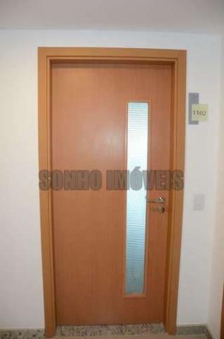 Alugo apartamento no hemispher 360° 4/4 com armários - Foto 7