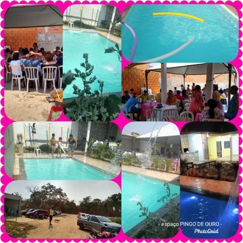 Espaço de festa e eventos aniversário Pingo de ouro - Foto 9