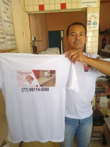 Estampas em camisetas - Foto 3