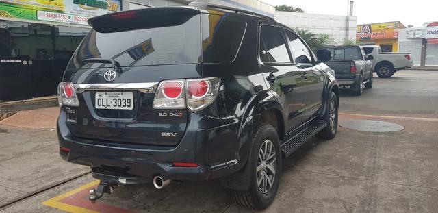 Toyota hilux SW4 SRV diesel 4x4 Automática 2014 - Foto 2