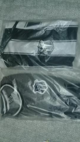 Vendo três blusas do Ceará sendo duas primeira linha e a outra original regata - Foto 5