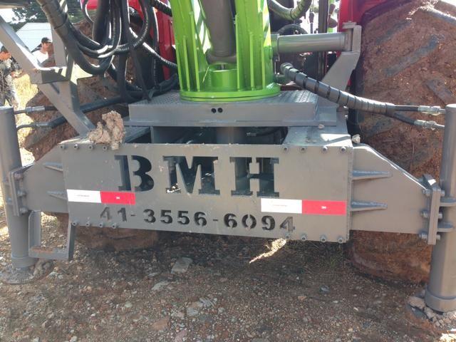Perfuratriz Hidraulica de solo trator - Foto 2