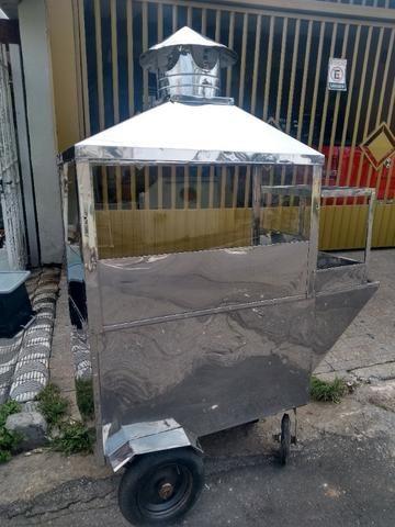 Carrinho de churrasco - Foto 3