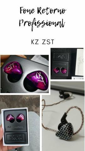Fones de retorno profissional kz - Foto 5