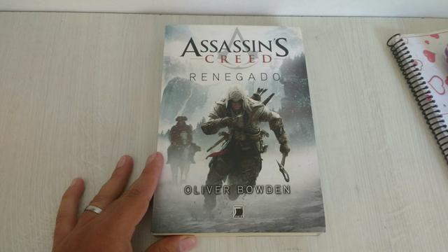 Assassin's Creed - Coleção Livros - Foto 5
