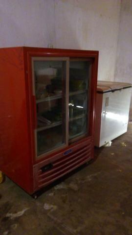 Freezer expositor vermelho - Foto 4