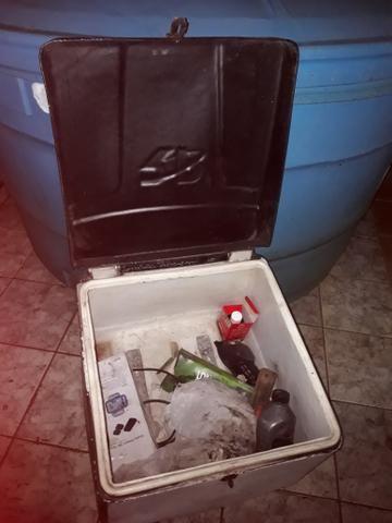 BAU PARA MOTOBOY 100 reais - Foto 2