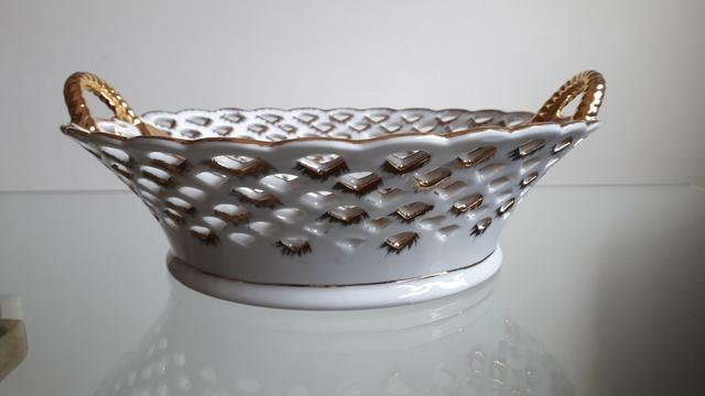 Peça de Porcelana importada dos Estados Unidos - Foto 2