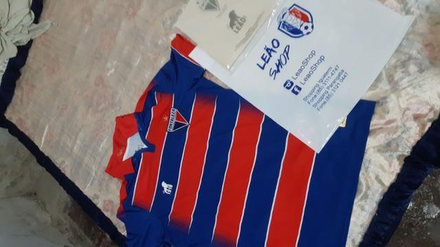 Camisa tradição do Fortaleza