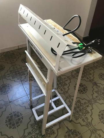 Seladora quente de pedal Baião - Foto 2