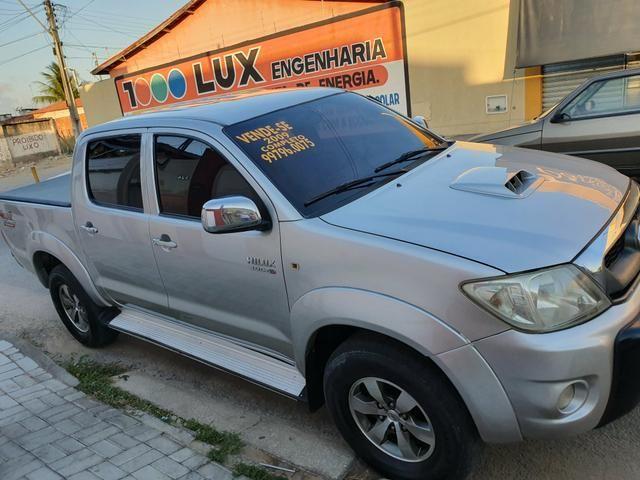 Hilux 2009 Automática - Foto 13