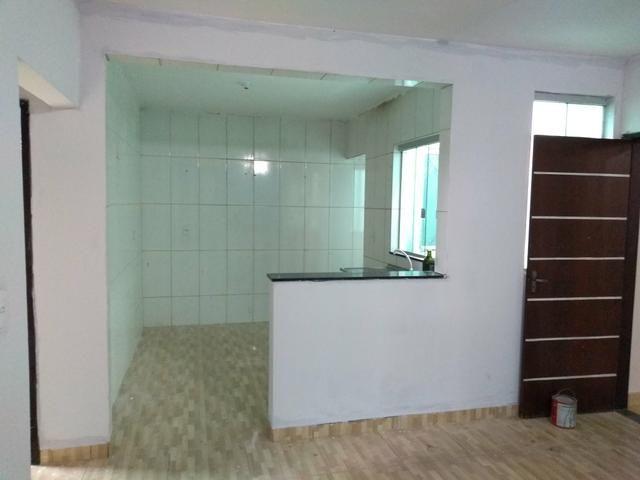 Alugo ótimo apartamento de 2 qts com varanda garagem QN8D riacho fundo 2 - Foto 10