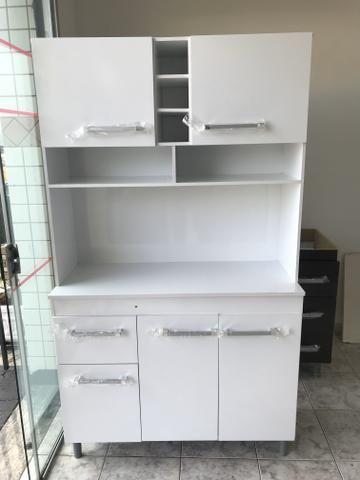 Kit Cozinha 5 portas NOVO - Entrego! - Foto 2