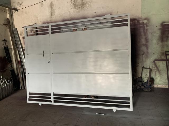 Promoção de portão black friday +1 lixeira - Foto 2