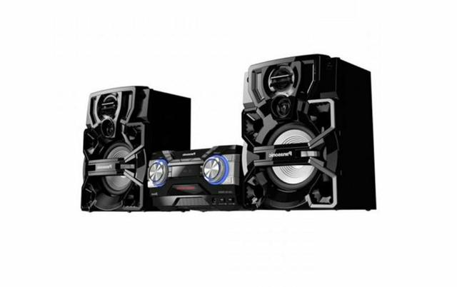 Som Panasonic 1200 watts MUITO NOVO - Foto 4